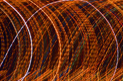 Luces abstractas de la ciudad Fotografía de archivo libre de regalías