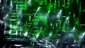 Luces abstractas de la travesía ilustración del vector