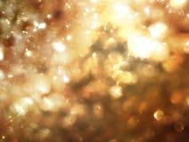 Luces abstractas del bokeh fotografía de archivo libre de regalías