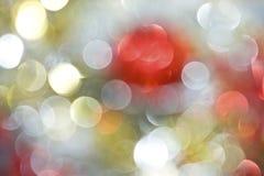 Luces abstractas del fondo Foto de archivo libre de regalías