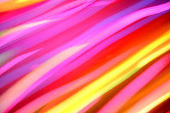 Luces angulosas abstractas foto de archivo