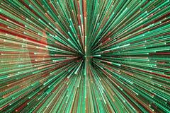 Luces borrosas coloridas del bokeh imagenes de archivo