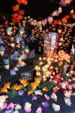 Luces coloridas Fotografía de archivo