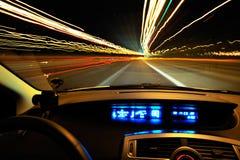 Luces de calle Imagenes de archivo