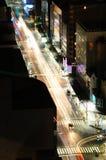 Luces de calle Fotografía de archivo libre de regalías