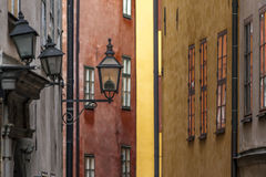 Luces de calle II imagen de archivo libre de regalías