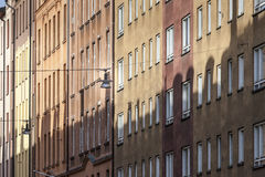 Luces de calle IV fotografía de archivo libre de regalías