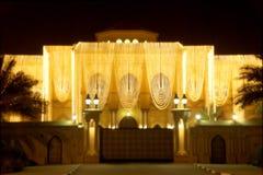 Luces de la boda Fotos de archivo libres de regalías