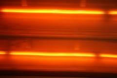 Luces de la cola del coche Imagen de archivo