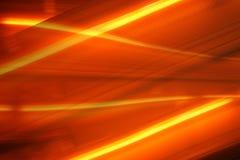 Luces de la cola del coche ilustración del vector