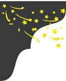 Luces de la estrella Fotografía de archivo libre de regalías