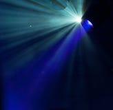 Luces de la etapa Fotografía de archivo