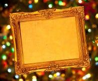 Luces de la Navidad, fondo abstracto Fotos de archivo libres de regalías