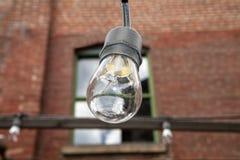 luces de la secuencia Fotografía de archivo