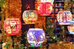 Luces de la vela foto de archivo libre de regalías