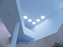 Luces de techo Fotografía de archivo libre de regalías