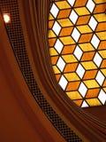 Luces de techo imagen de archivo libre de regalías