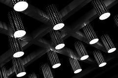 Luces de techo Imagenes de archivo