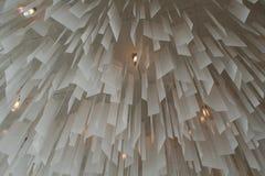 Luces de techo decorativas Foto de archivo libre de regalías