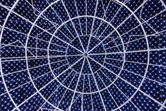 Luces del círculo Imagen de archivo