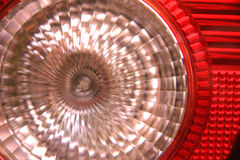 Luces del coche Imagen de archivo libre de regalías