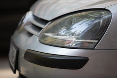 Luces del coche Fotografía de archivo