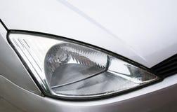 Luces del coche Fotografía de archivo libre de regalías