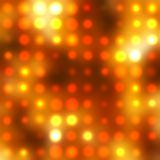 Luces del disco