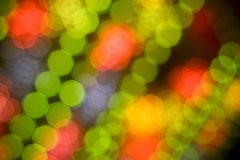 Luces del disco Imagen de archivo libre de regalías