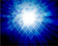Luces del vector Imagen de archivo