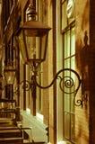 Luces del vintage Imágenes de archivo libres de regalías