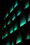 Luces en la oscuridad Imagen de archivo