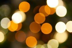 Luces enmascaradas Foto de archivo libre de regalías