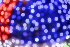 luces fuera de la imagen del foco Imágenes de archivo libres de regalías