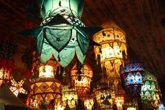 Luces hermosas Imagen de archivo