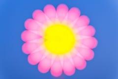 Luces iluminadas del fondo Imagen de archivo