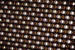 Luces LED brillantes Fotografía de archivo libre de regalías