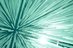 Luces LED brillantes, fondo suave del foco foto de archivo libre de regalías