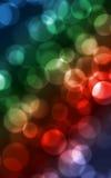 Luces mágicas Fotografía de archivo