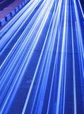 Luces móviles foto de archivo