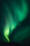 Luces norteñas Fotos de archivo libres de regalías