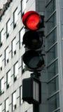 Luces rojas Imagen de archivo libre de regalías