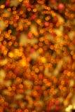 Luces suaves Unfocused Fotografía de archivo libre de regalías