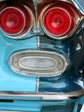Luces traseras retras Fotografía de archivo libre de regalías