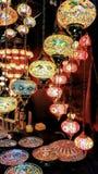 Luces y colores imagenes de archivo