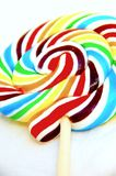 Lucette colorée de sucrerie Images stock