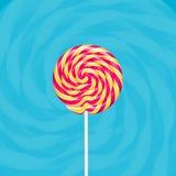 Lucette en spirale colorée photos libres de droits