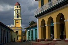 Lucha ενάντιο Bandidos, Τρινιδάδ, Κούβα στοκ εικόνες
