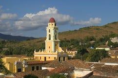 Lucha Contra Bandidos Trinidad, Kuba Arkivfoton