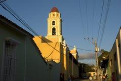 Lucha Contra Bandidos Trinidad, Kuba Royaltyfri Foto